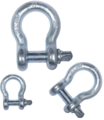 SANKI BOW SHACKLE 0.75TON