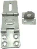 HASP & STAPLE 3 FOLD