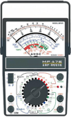 MULTIMETERS-PORTABLE
