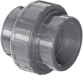 "PVC 3/4"" UNION - THREAD"