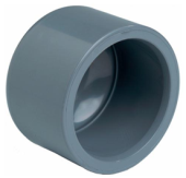 PVC END CAP (AE) - 6""