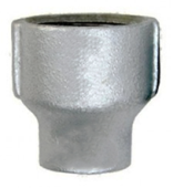 "GI REDUCING SOCKET (1"" X 1/2"")"