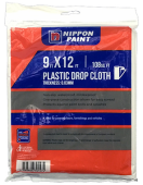 NIPPON PLASTIC DROP CLOTH (9FT X 12FT X 0.03MM)