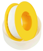 TEFLON WHITE TAPE (YELLOW)