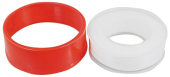 TEFLON WHITE TAPE (RED)