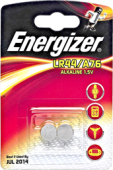 ENERGIZER ALKALINE BATTERY LR44/A76 (2 PCS)