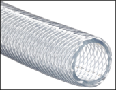KOREA PVC BRAIDED HOSE (HI NET) 25MM