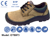 OTS 973 LOW-CUT WITH STRING SAFETY SHOE