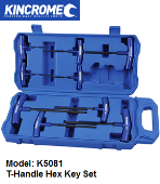KINCROME K5081 (9 PIECE METRIC)