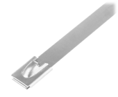 STAINLESS STEEL ROLLER BALL CABLE TIE (360 X 7.9MM)