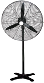 INDUSTRIAL STAND FAN 26""