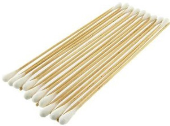 ASSURE WOODEN APPLICATOR STICKS 6""