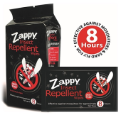 ZAPPY INSECT REPELLENT WIPES