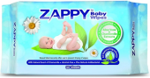 ZAPPY BABY WIPES (30 SHEETS)