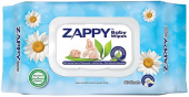 ZAPPY BABY WIPES (80 SHEETS)
