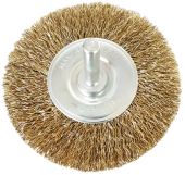 SANKI WHEEL WIRE BRUSH 50MM x 6MM