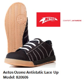 AETOS 820606 OZONE ANTISTATIC SAFETY SHOE- NEW VERSION