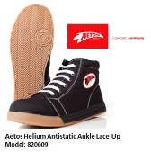 AETOS 820609 HELIUM ANTISTATIC SAFETY SHOE- NEW VERSION