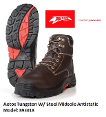 AETOS 893018 TUNGSTEN LACE UP SAFETY SHOE- NEW VERSION
