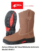 AETOS 893017 LITHIUM PULLON SAFETY SHOE- NEW VERSION