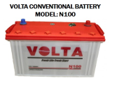 VOLTA N100 CONVENTIONAL BATTERY