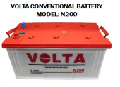 VOLTA N200 CONVENTIONAL BATTERY