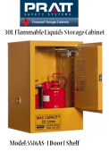 Flammable Liquids Storage Cabinet 30L