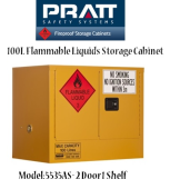 Flammable Liquids Storage Cabinet 100L