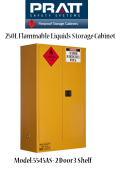 Flammable Liquids Storage Cabinet 250L