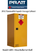 Flammable Liquids Storage Cabinet 205L
